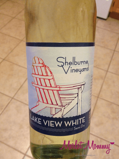 Shelburne Vineyard lakeview white