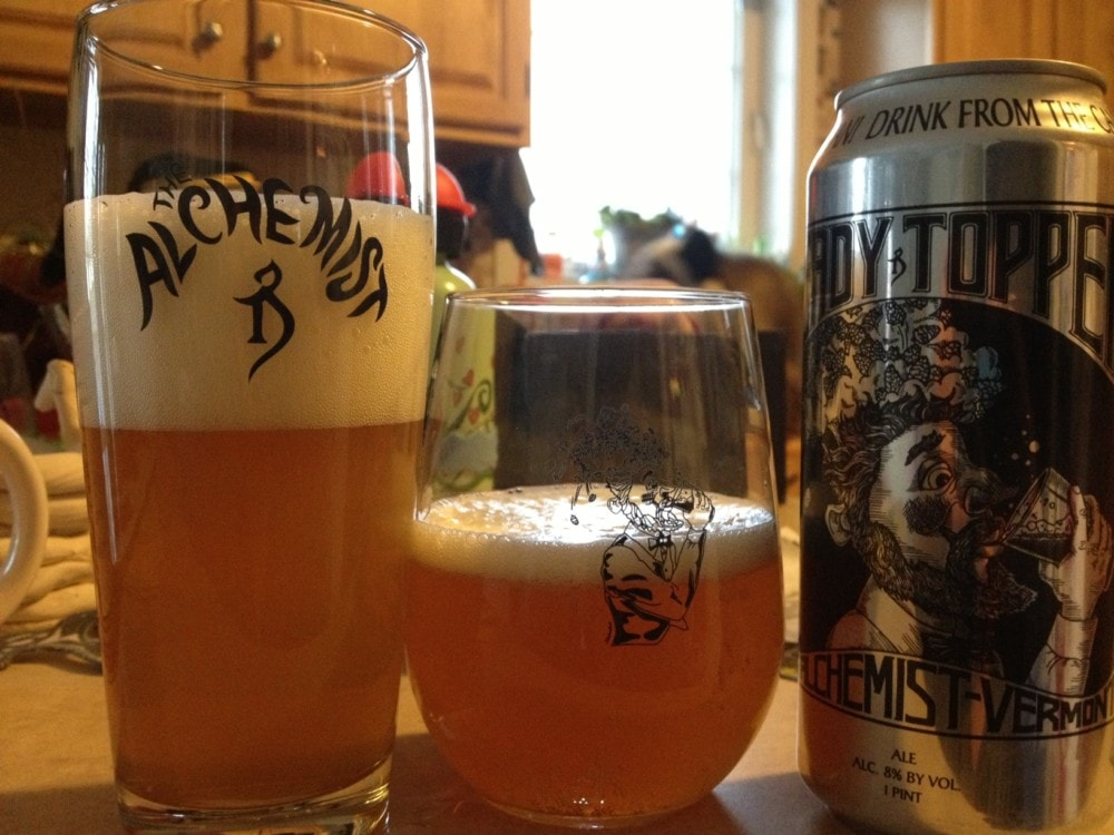 Heady Topper | The Alchemist