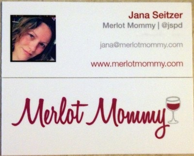 blogher business card