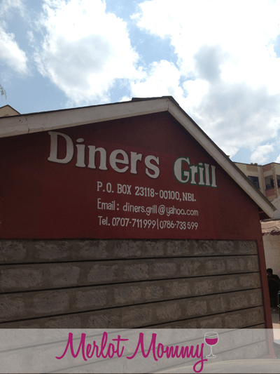Diners Grill, Nairobi, Kenya {Review}