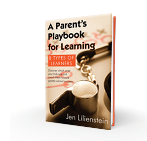 Meet Jen Lilienstein, author of A Parent's Playbook for Learning