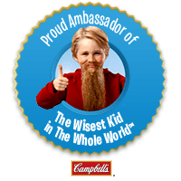 Introducing the Campbell Soup Company Wisest Kid