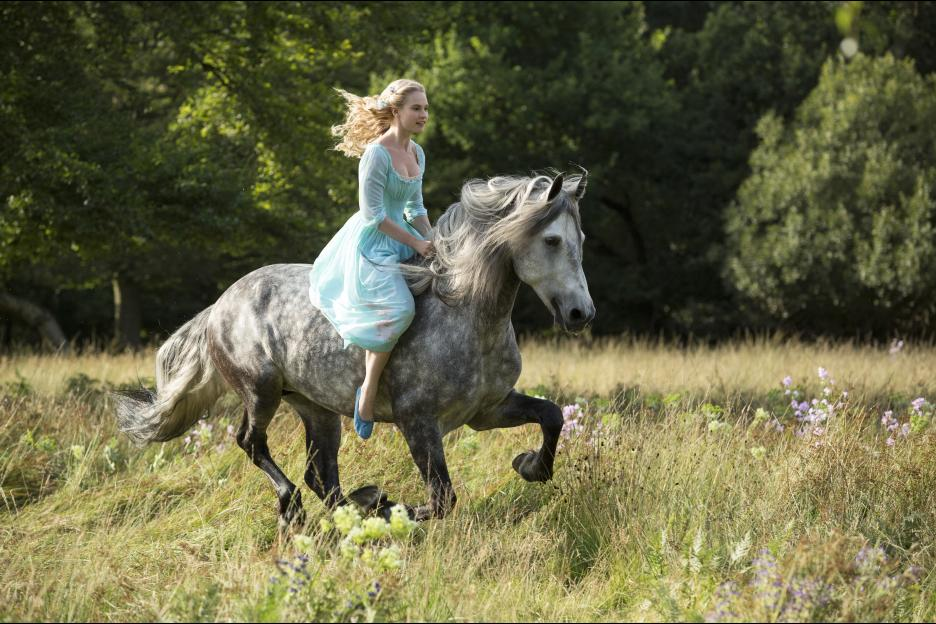 Disney's Live-Action CINDERELLA Begins Filming in London