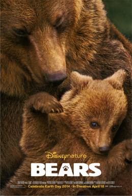 New Disneynature's BEARS Trailer!