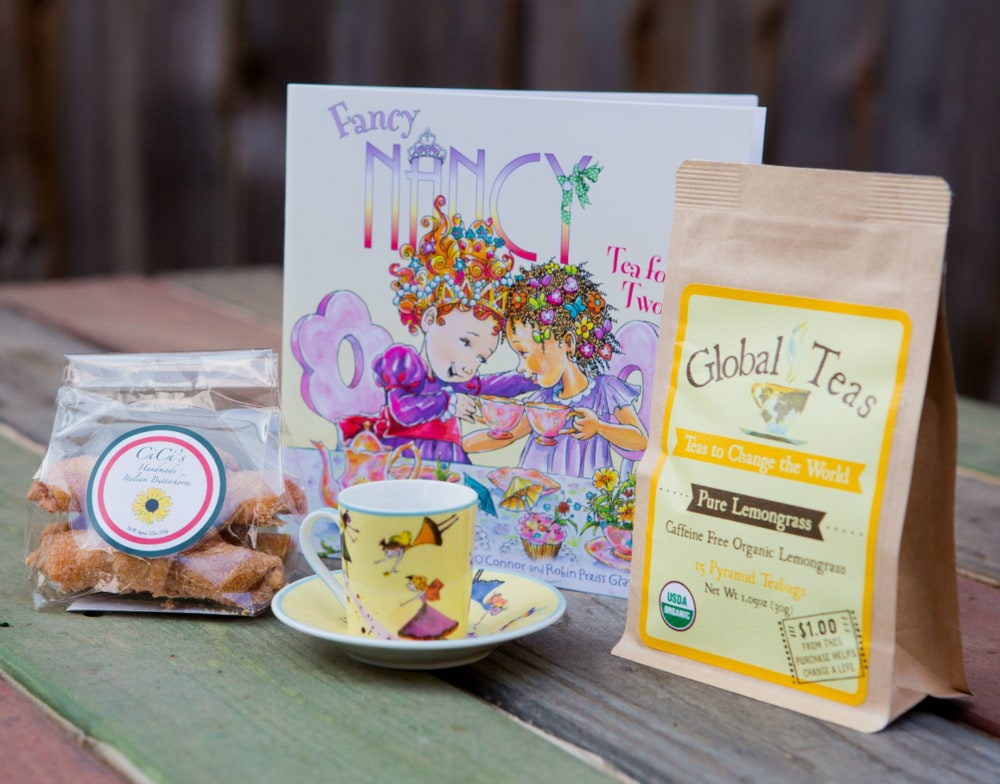 Global Teas: Gifts for Tea Lovers #HH2013