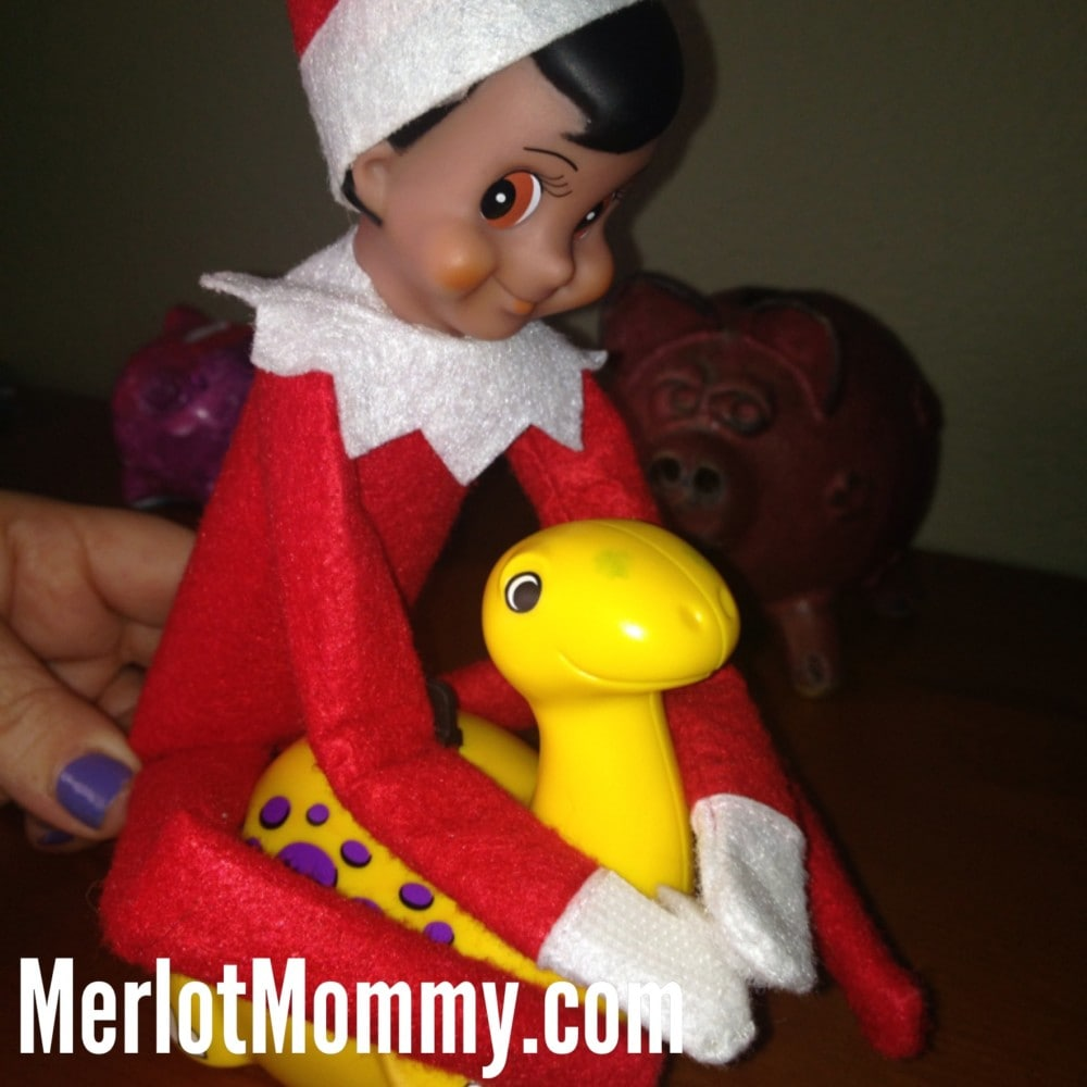 Want to make your elf on the shelf posable see the directions here