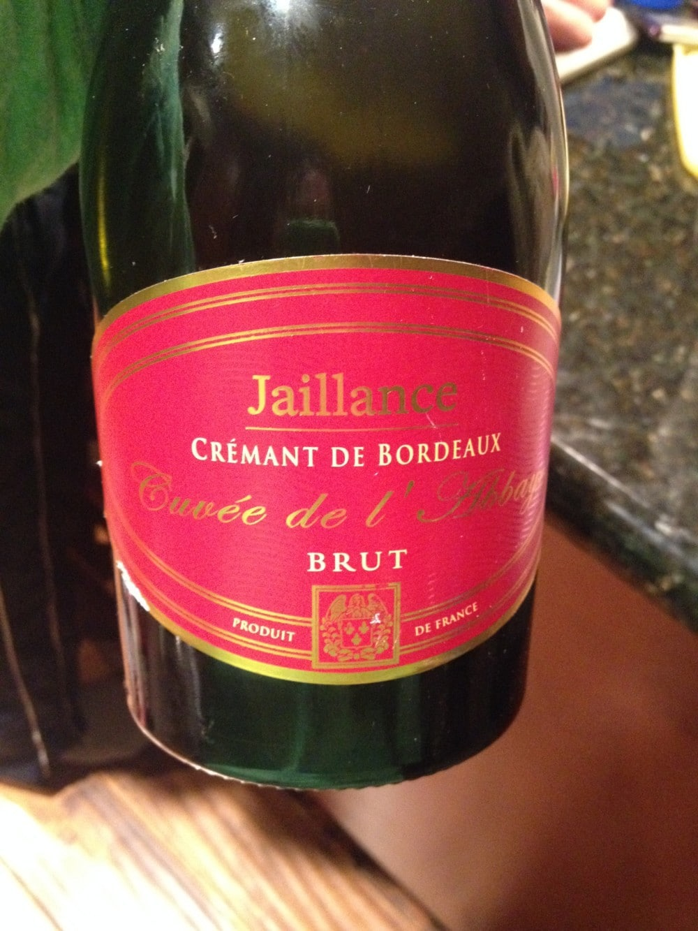 Bubbly for your Celebrations: Jaillance