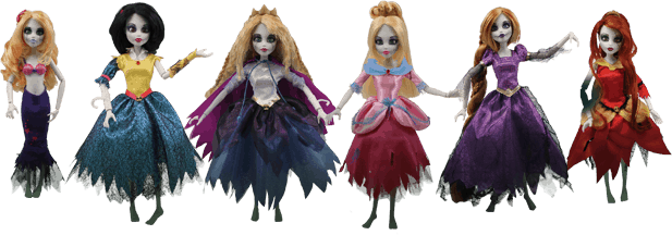 Once Upon a Zombie Doll {Review} #HH2013
