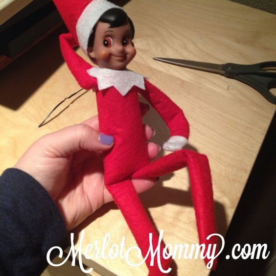 how-to-make-your-elf-on-the-shelf-posable
