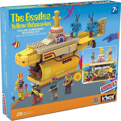 K'NEX Beatles Yellow Submarine