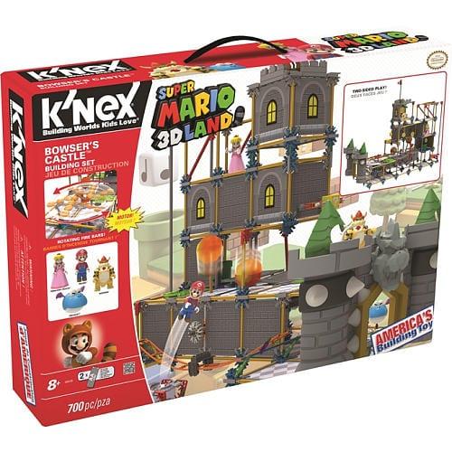K'NEX Super Mario 3D Land™ Bowser's Castle Building Set