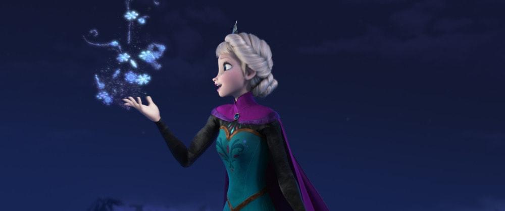 Disney's FROZEN Sing-Along Clip