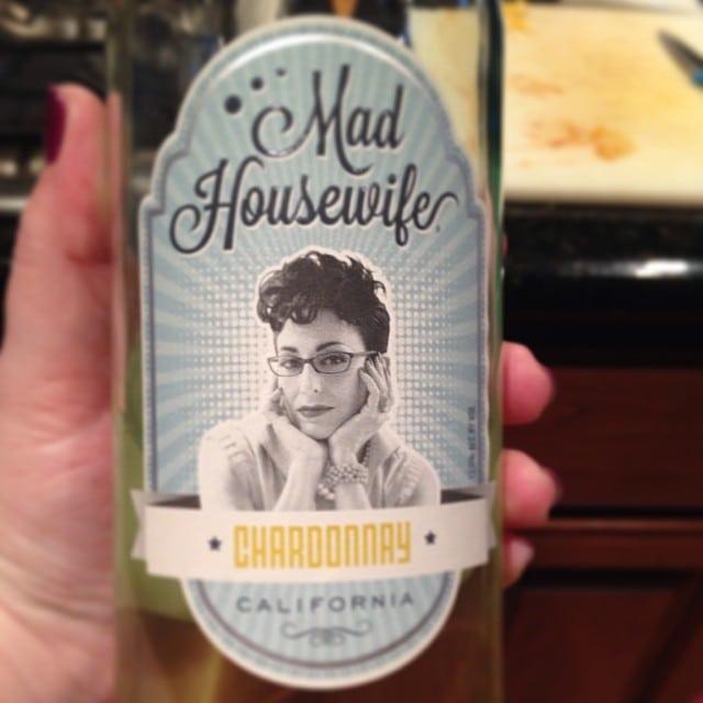 mad housewife wine chardonnay