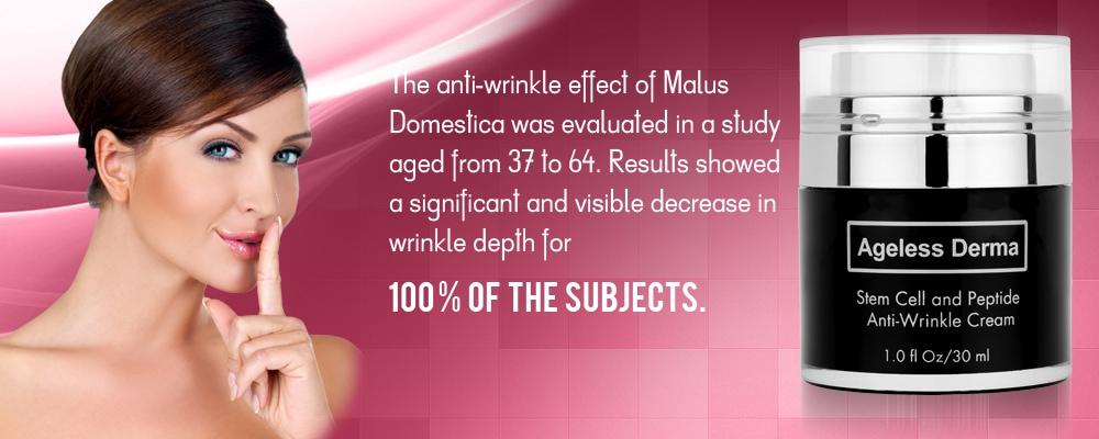 Ageless Derma Anti-Wrinkle Cream