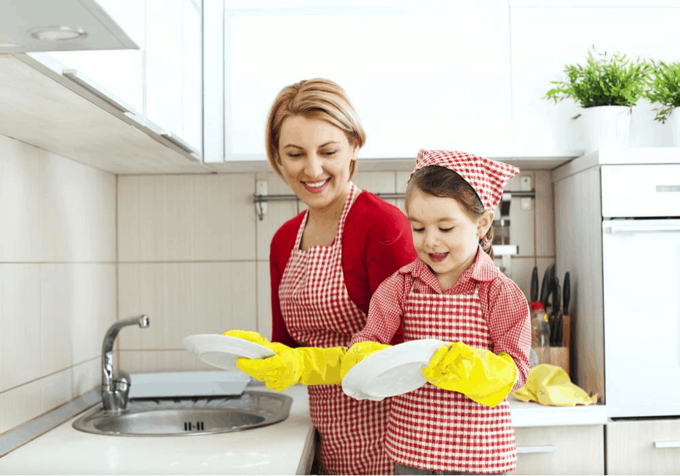 Tips for Getting Your Kids to Help with your Spring Cleaning this Year