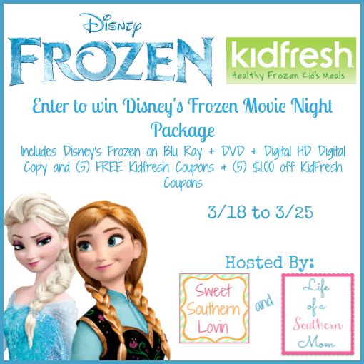 disney frozen giveaway