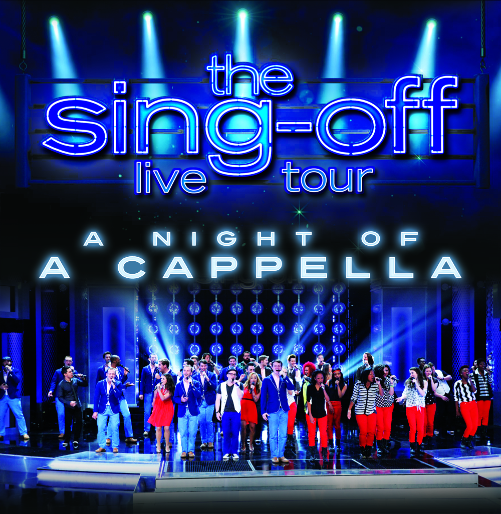 NBC's The Sing-Off Live Tour Coming to Salem, OR