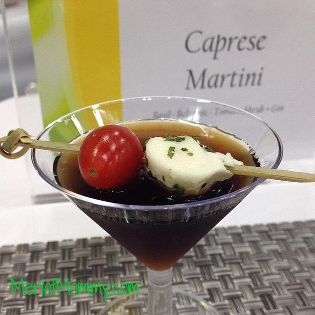 Caprese Martini by ???