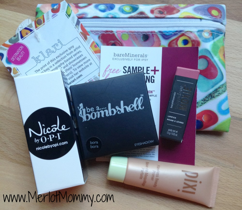 Welcome, ipsy!