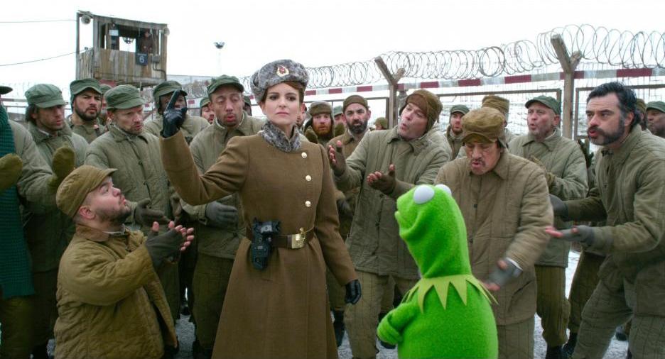 muppets most wanted tina fey