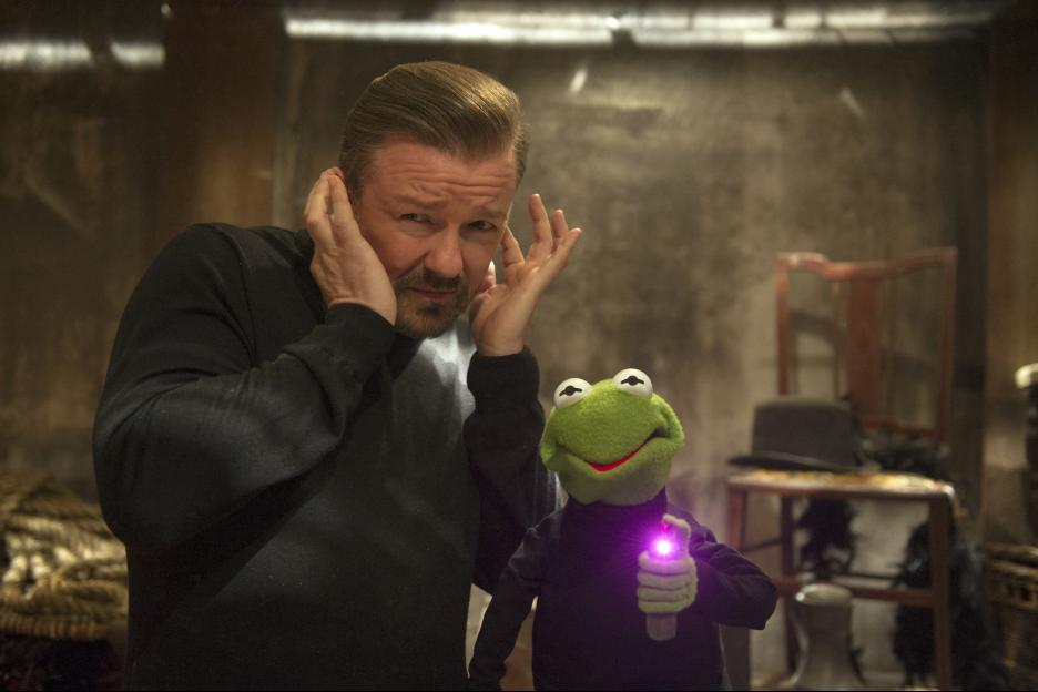muppets most wanted gervais