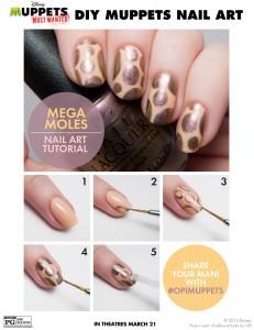muppets nails