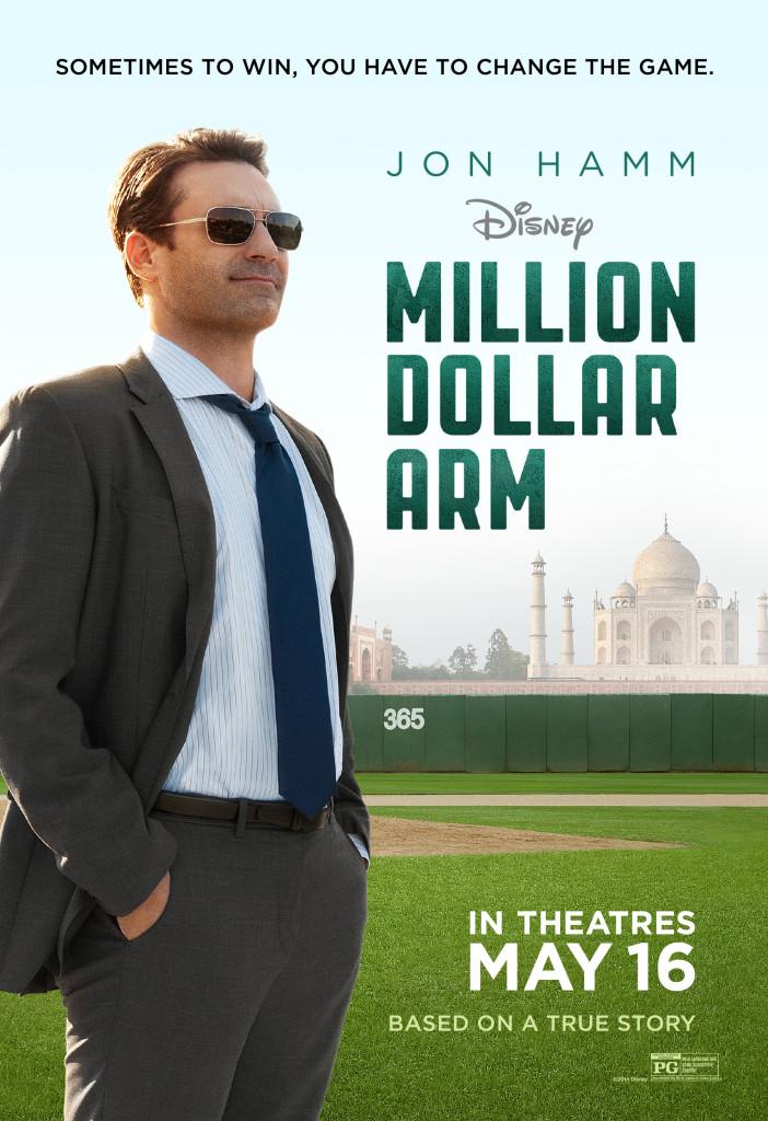 disney's million dollar arm