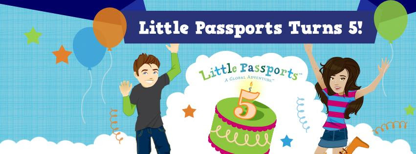 Little Passports Birthday Sale