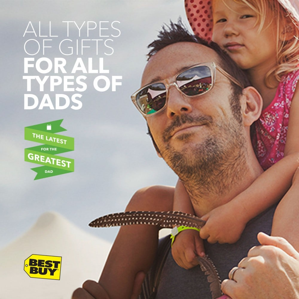 The Greatest Gifts for Dad at @BestBuy #GreatestDad