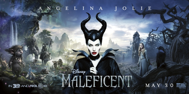 Enter to Win Tickets to see #Maleficent #Giveaway ends 5/18