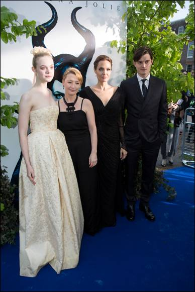 """Disney's #Maleficent """"World of Maleficent"""" Event at Kensington Place"""