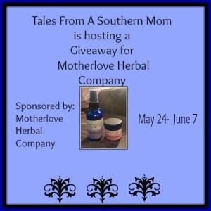 Motherlove Herbal Company #Giveaway ends 6/7