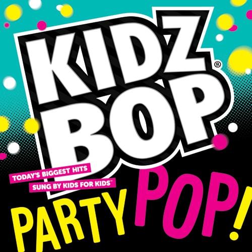 KIDZ BOP Party Pop Now Available