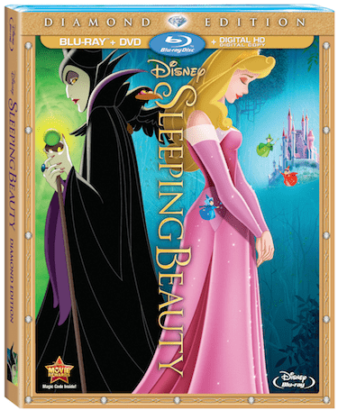 sleeping beauty dvd blu-ray