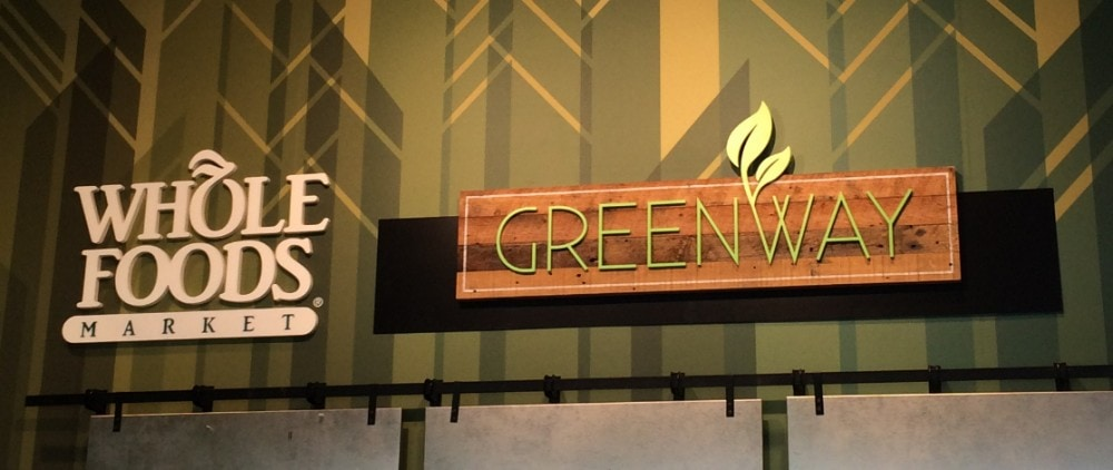 Whole Foods Market Greenway Opens 5/21 #WFMGreenway