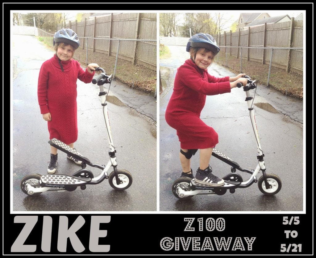 Enter to win a Zike Z100 #Giveaway ends 5/21