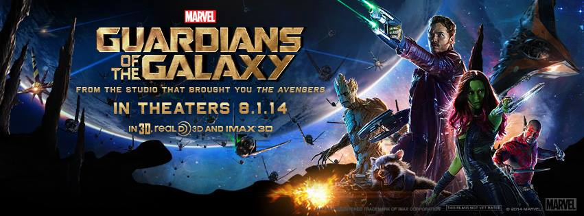 Marvel's GUARDIANS OF THE GALAXY New Extended Trailer Released #GuardiansOfTheGalaxyEvent