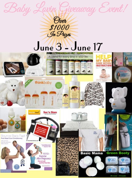 baby lovin giveaway