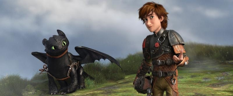 How to Train Your Dragon 2 {Review} #HTTYD2