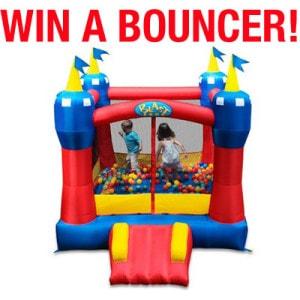 blast zone bouncer giveaway
