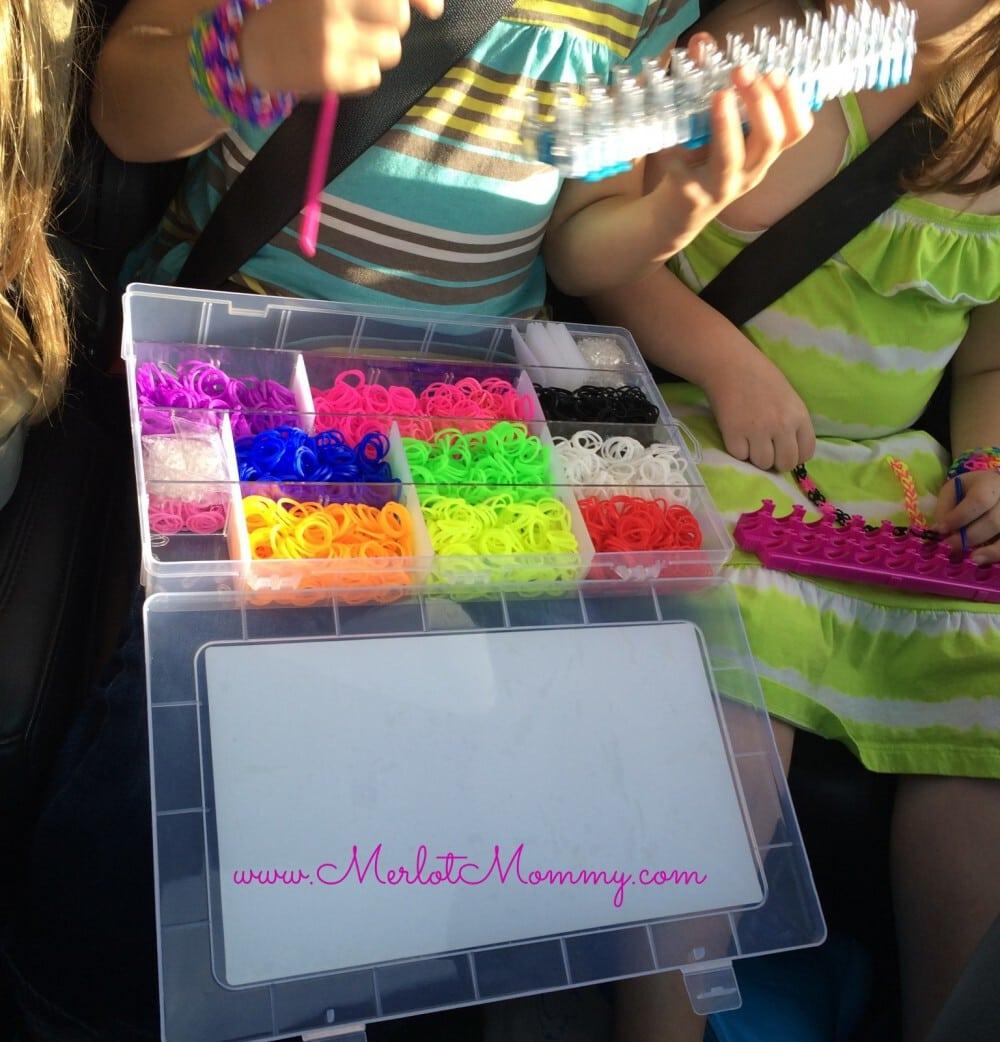 Rainbow Bandz Rainbow Loom Refill Pack {Review}