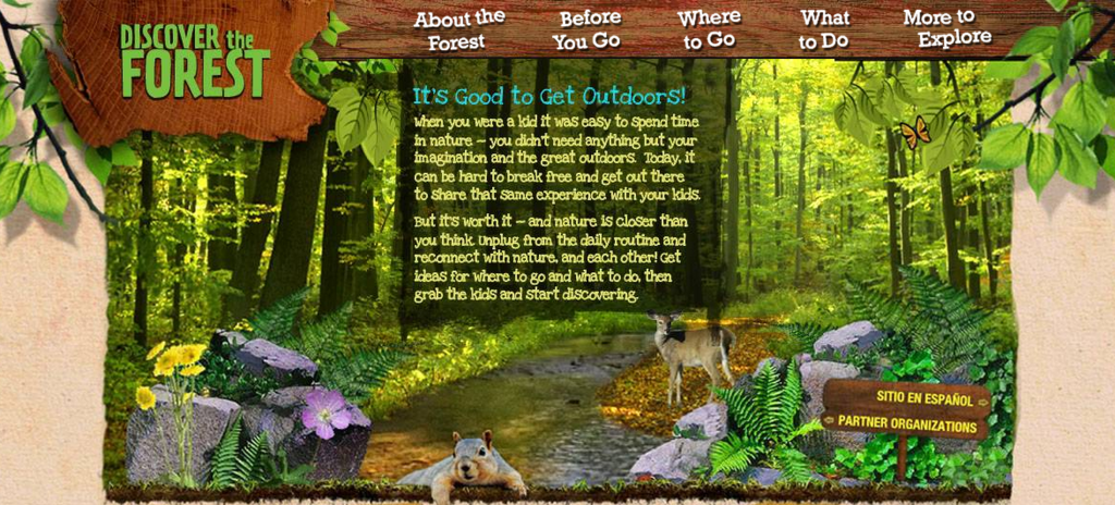 #forestchat discovertheforest.org