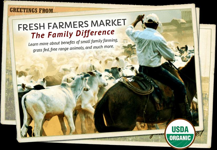 American Farmers Network  organic meats