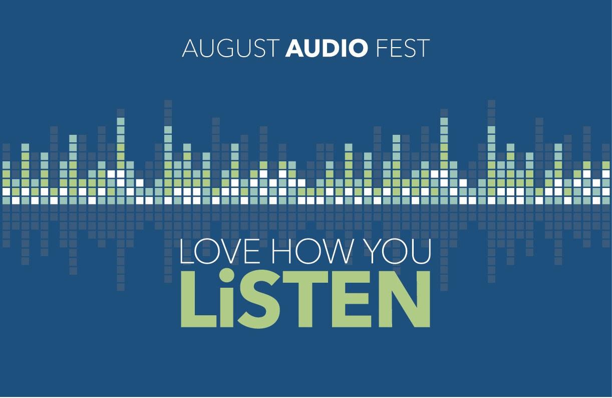 August is Audio Fest at @BestBuy #AudioFest