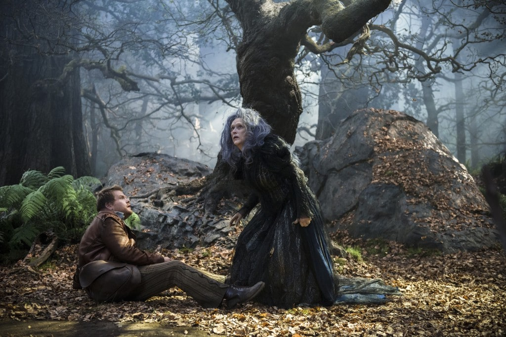Disney's INTO THE WOODS Movie Teaser Trailer & Images Now Available #IntotheWoods