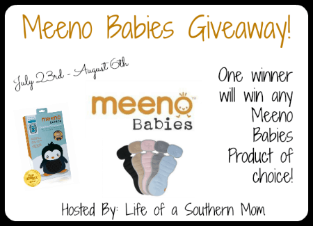 Enter the Meeno Babies #Giveaway ends 8/6