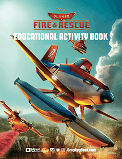 PLANES: FIRE & RESCUE Educational Activity Guide Available