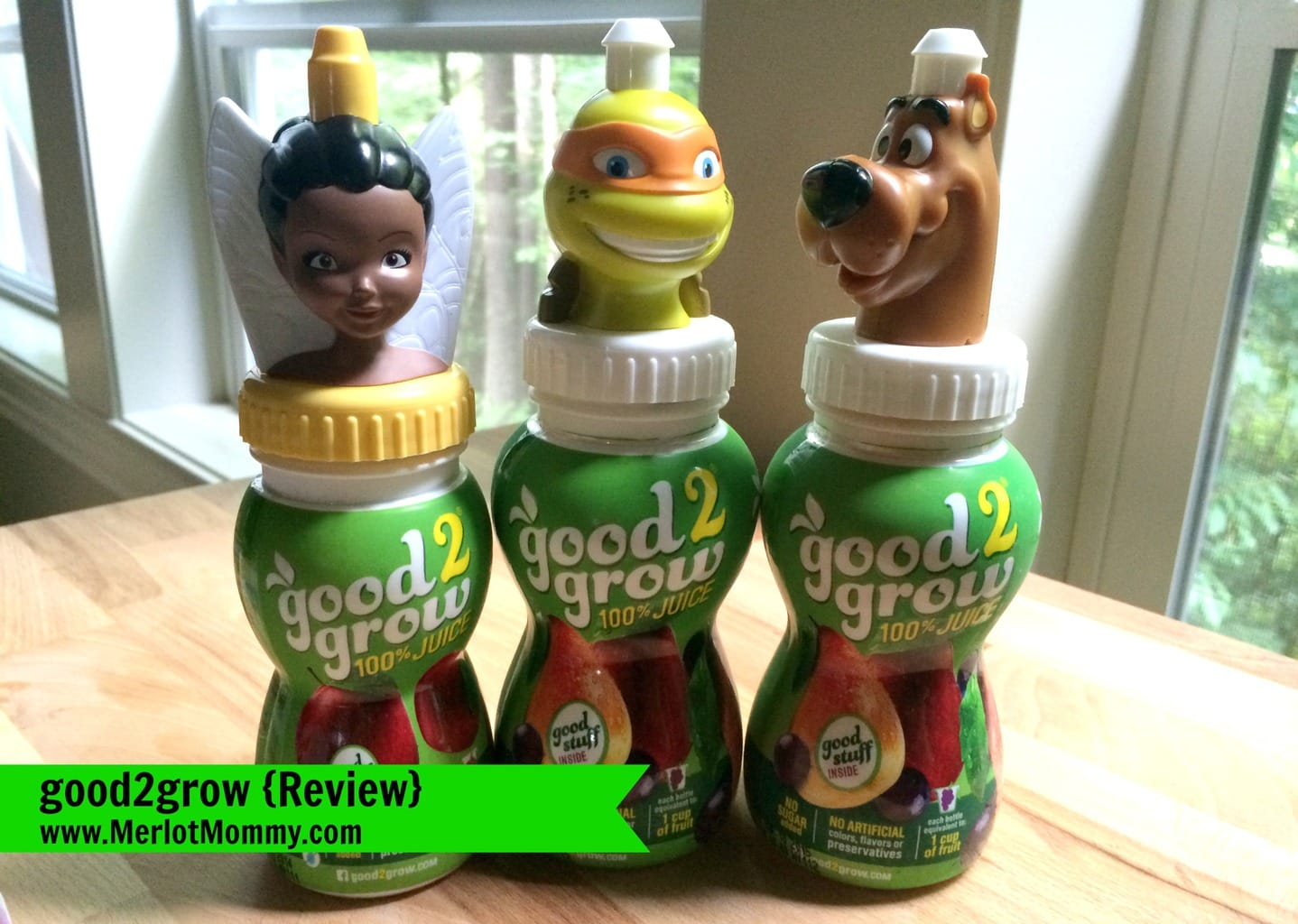 good2grow Beverage {Review} and Get a Free Refill Pack #momsmeet