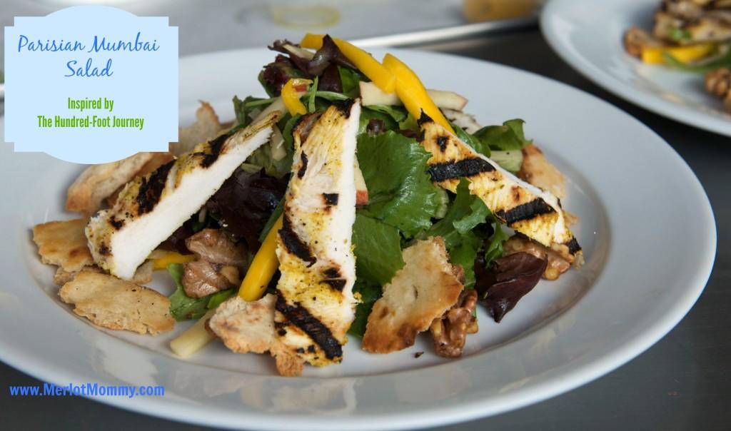 Parisian Mumbai Salad Recipe