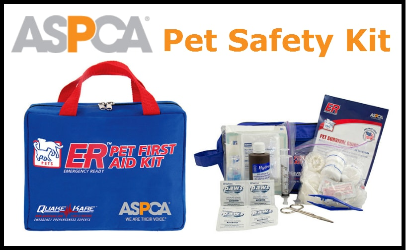 Enter to win a Pet Safety Kit from the ASPCA #Giveaway ends 9/8